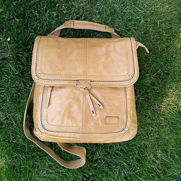 e3f4cb396 The Sak Camel Leather Ventura Convertible Backpack.  M_5b3666a4a5d7c6675287383f